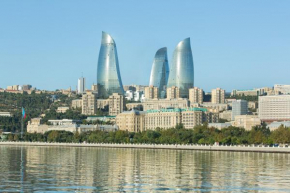 Fairmont Baku, Flame Towers