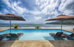 Pagua Bay House ~ Oceanfront Cabana's
